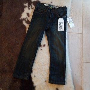 New Nautica Jeans Boys size 4